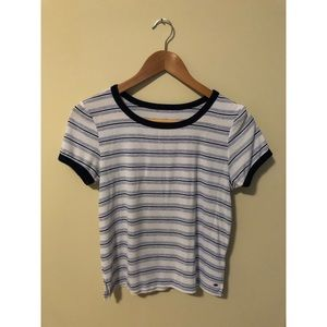 American Eagle Soft & Sexy Striped T-Shirt